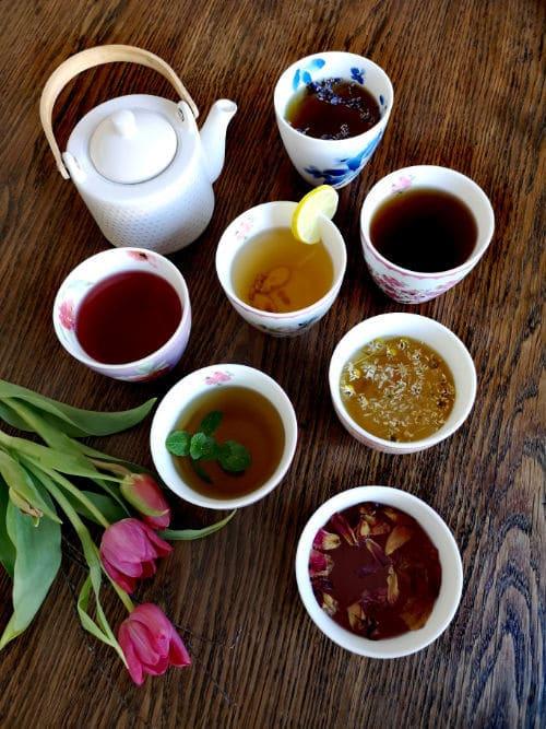 Basenfasten Tee